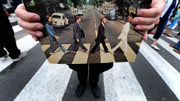 40 ANIVERSARIO DEL ABBEY ROAD DE THE BEATLES